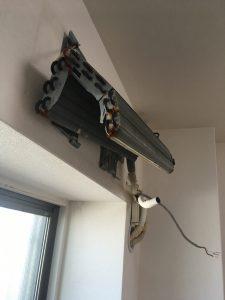 福岡でエアコン洗浄はこんな感じで行います